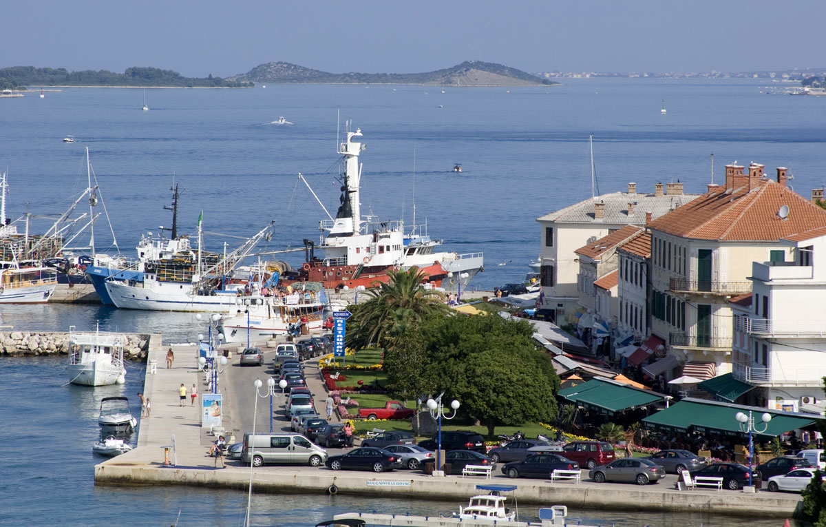 The City Of Biograd na Moru