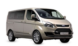 Shuttle minivan Ttransportation