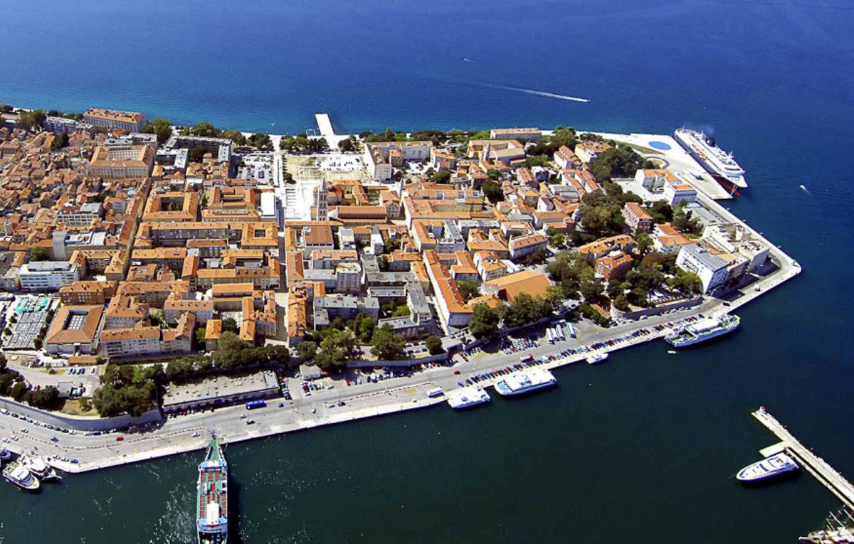Zadar City Old Town